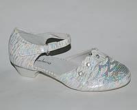 Туфли на новый год для девочек KLF арт. YL332 (Размеры: 23-32)