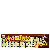Детская настольная игра Домино классика