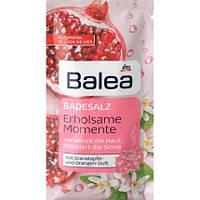 Balea соль для ванн, с ароматом граната, 80 г