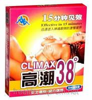 Климакс 38, женский возбудитель в каплях