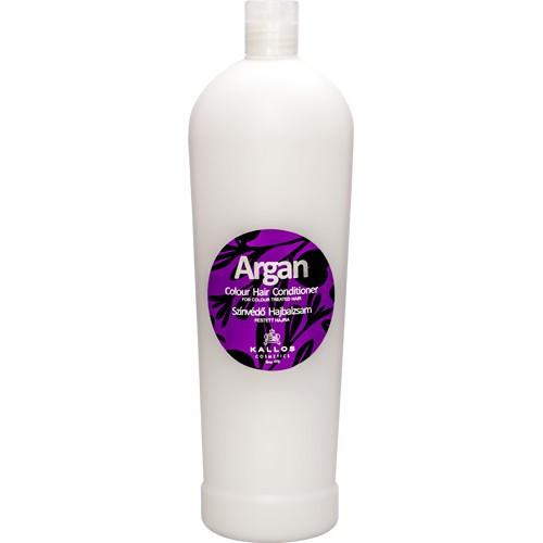 Кондиционер Kallos Argan для восстановления окрашенных волос 1000 мл
