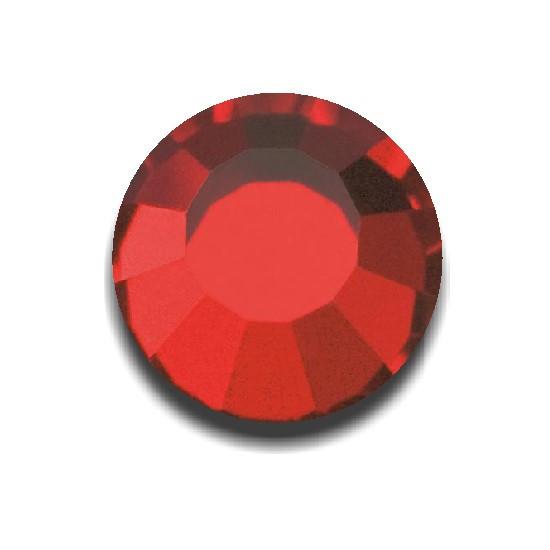 Червоний | Indian Pink (Розмір 10ss) [Розмір в асортименті] (144 шт. в упаковці)