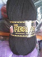 LUX MERINO 05 черный.