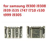Разъем коннектора зарядки для Samsung I9200 Galaxy / I9205 Galaxy / I9300 Galaxy S3 / планшета Samsung P601