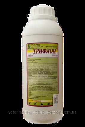 Трифлон (энрофлоксацин 10%, триметоприм 5%) 10 мл Биофарм комплексный ветеринарный антибиотик, фото 2