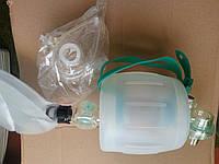 АМБУ Взрослый c 1-й маской в коробке многоразовый мешок