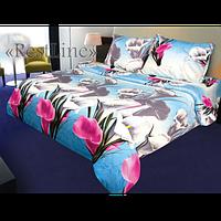 Модное постельное белье 3D ТЕП  RestLine 179 «Глория»