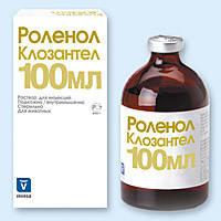 Роленол 100 мл Invesa (Испания) ветеринарный противопаразитарный препарат