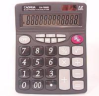 Калькулятор с большим табло и кнопками 7800 В