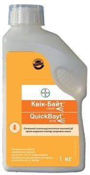 Квик-Байт 1 кг Bayr (Германия) современное высокоэффективное средство против мух, фото 2