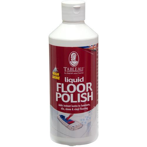 Засіб для натирання підлог «дзеркальний блиск» High Shine Floor Polish