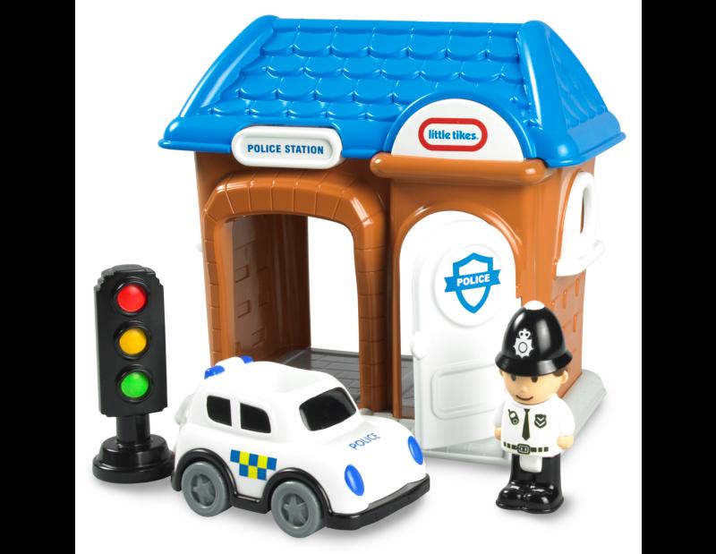 Полицейский участок  Little Tikes Police Station. Оригинал, США