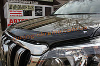 Дефлектор капота (мухобойка) EGR на Lexus LX570 2007-12
