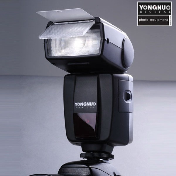 Вспышка Yongnuo speedlite Yn-468 E-TTL для Canon