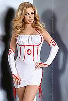Костюм медсестры игровой Raisa от TM Livia Corsetti (Польша) Отличное качество, красивая упаковка!