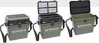 Ящик для зимней рыбалки Konger Max