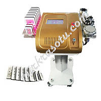 Аппарат RMS-811 (5 в 1) для лазерной липосакции, УЗ и РФ кавитации, фото 1