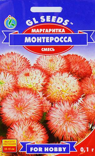 Семена Маргаритка Монтеросса 0,1г For Hobby