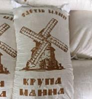 Манная крупа, Украина