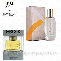 Духи з феромонами для женщин FM 98 аромат Mexx Mexx Woman (Мекс Вумен) Парфюмерия FM Group Pheromone