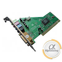 Звуковая карта PCI Manli C-MEDIA 4CH M-CMI8738-4CH (4 канала) б/у