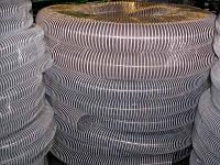 Шланги ПВХ для удаления стружки и пыли
