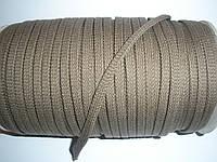 Шнур хлопковый 6мм ширина