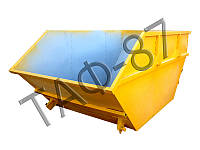 Бункер накопительный 8 м.куб. металл 2 мм, фото 1