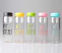 My Bottle: несколько интересных вариантов её и использования