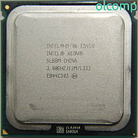 Intel Xeon E5450 SLBBM (12M Cache, 3.00 GHz, 1333 MHz FSB) + перехідник
