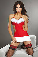 Новогодний женский костюм Santas Coming от Livia Corsetti (Польша) Отправка в день оплаты!