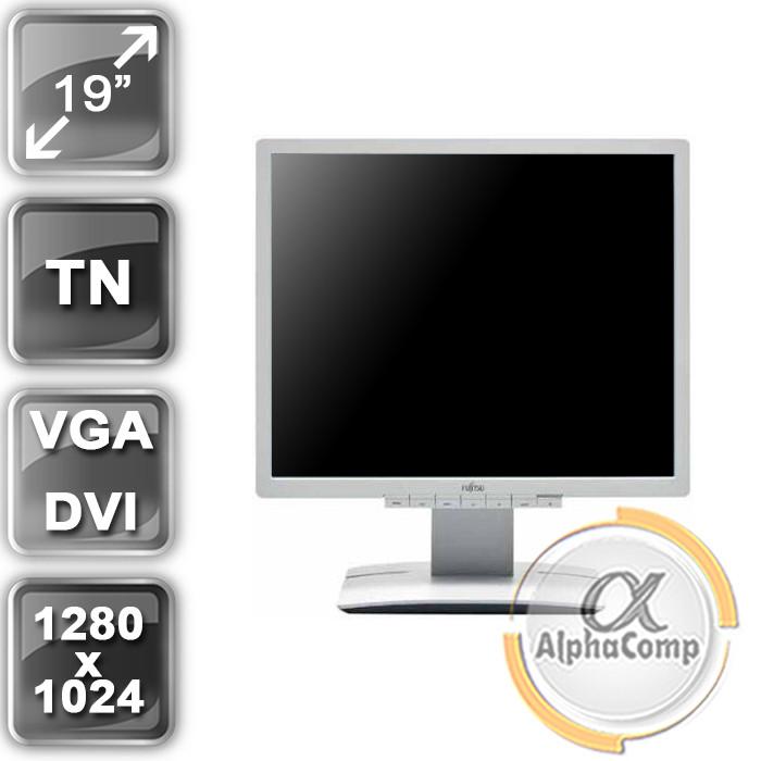 """Монитор 19"""" Fujitsu B19-6 (TN/5:4/VGA/DVI/LED) class A БУ"""