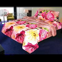 Модное постельное белье 3D ТЕП  RestLine 177 «Мери»