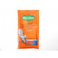 Биодеструктор Микробек / Microbec Ultra (25 г) средство для септиков, выгребных ям и дачных туалетов