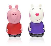 Набор игрушек-брызгунчиков PEPPA - ВОЛШЕБНЫЕ НАРЯДЫ Пеппа и Сюзи (30709)