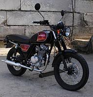Мотоцикл  MORGAN 200 (200 куб.см.)