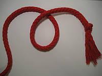 Шнур хлопковый, толстый,10мм диаметр