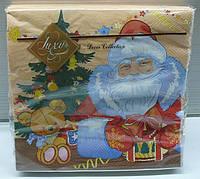 """Набор салфеток """"Дед Мороз"""", фото 1"""