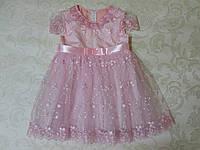 Бальное платье для девочки 2-4 года