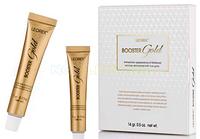 Золотая Нано-формула для разглаживания морщин кожи вокруг глаз Leorex Booster Gold 2 тубы по 7 г
