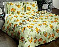 Детский комплект постельного белья в кроватку №дпм10