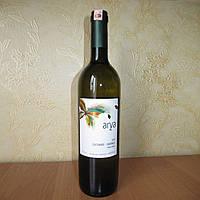 Белое вино Arya Sultanie Narince Турция регион Denizli 0, 7л