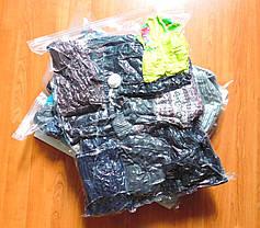 Вакуумный пакет для вещей 70х100, фото 3