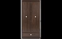 Шкаф платяной SZF2D1S система Орегон Gerbor