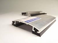 Картинки по запросу Алюминиевая крышка 40 мм с уплотнителем (некрашенный)