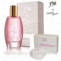 Fm9 Духи для женщин. Парфюмерия Fm Group 09. Аромат Naomi Campbell Naomagic (Наоми Кэмпбелл) le b