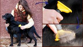 Фурминатор для кошек и собак 10,1 см