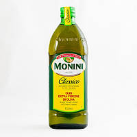 """Оливковое масло """"Monini"""" Classico Extra Virgin 1 л, Италия"""