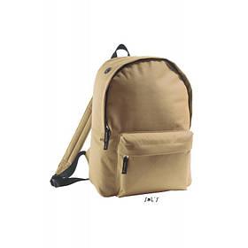 Городской рюкзак SOL'S RIDER Светло-бежевый