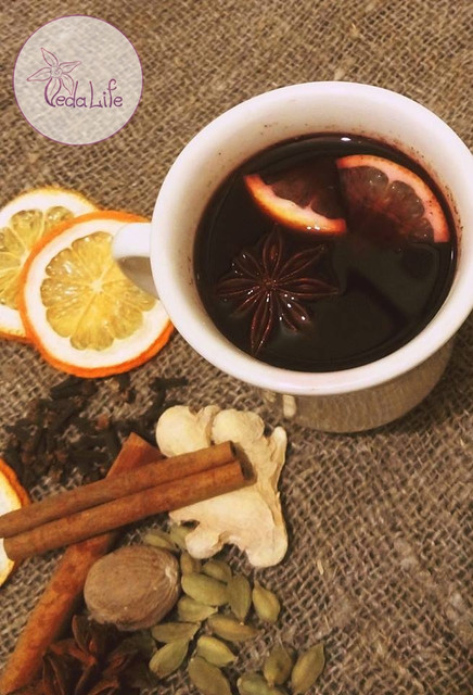 Глинтвейн - радостный напиток, приближающий предвкушение зимних праздников!